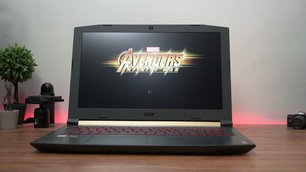 Acer Nitro Thanos Editon