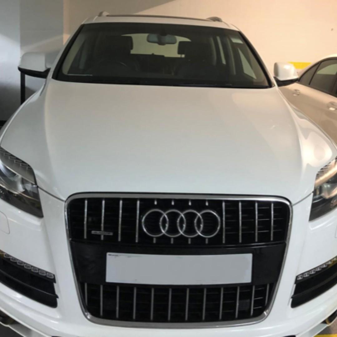 奧迪 Audi Q7 3.0 TDI QUATTRO