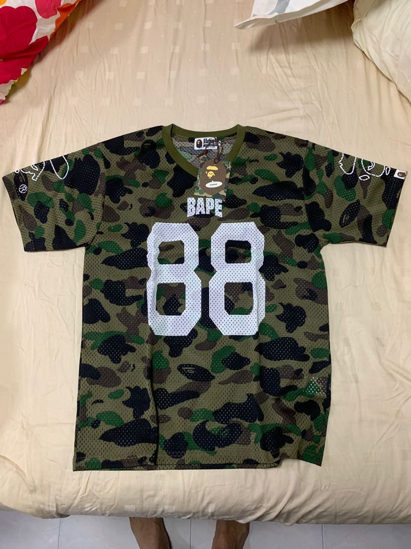 61be199f Bathing Ape, Men's Fashion, Clothes, Tops on Carousell