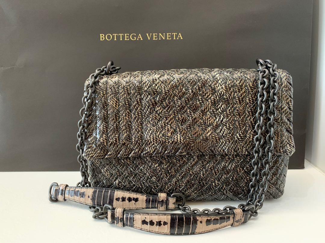 a03de7ec46987 Bottega Veneta Limited Edition Small Olimpia Bag, Luxury, Bags ...