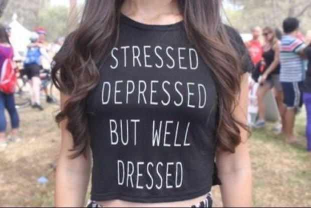 "brandy melville ""stressed, depressed, but well dressed""#SwapCA"