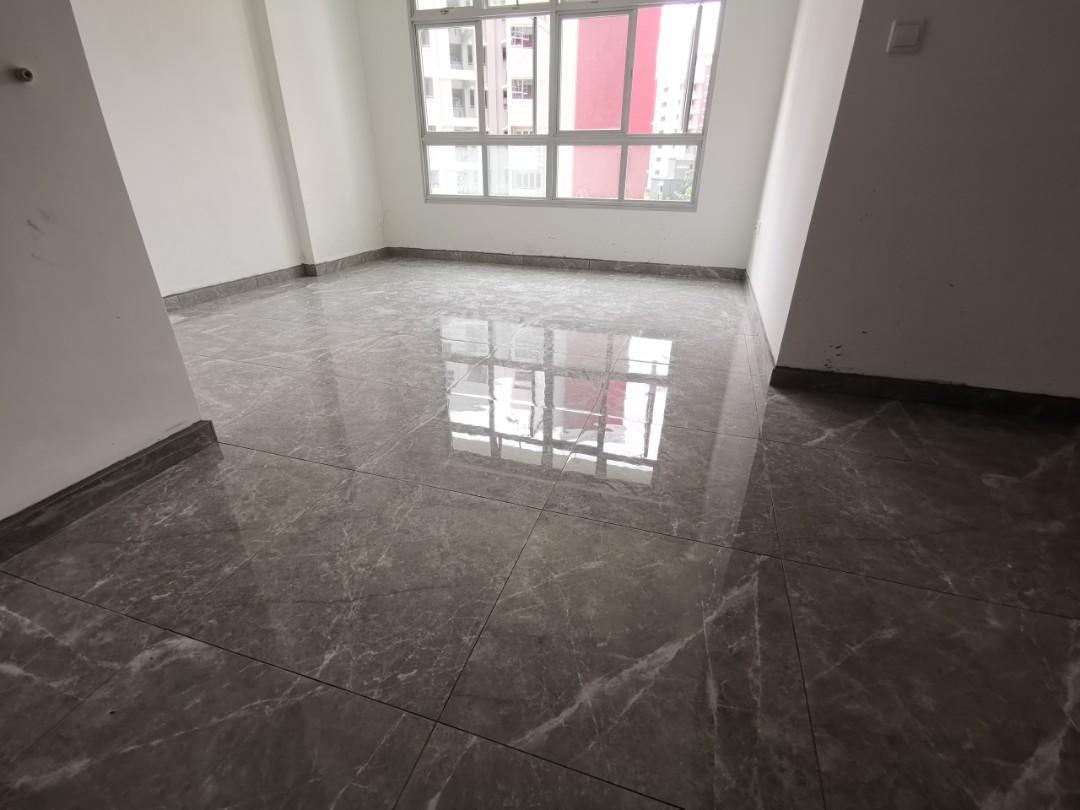 Direct tiler for tilling service