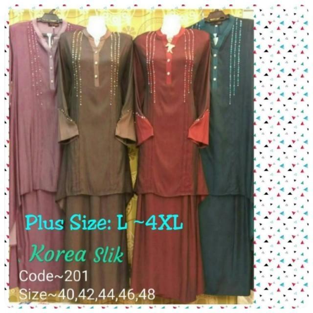 #dressforsuccess30~Modern Baju Kurung with Plus Size