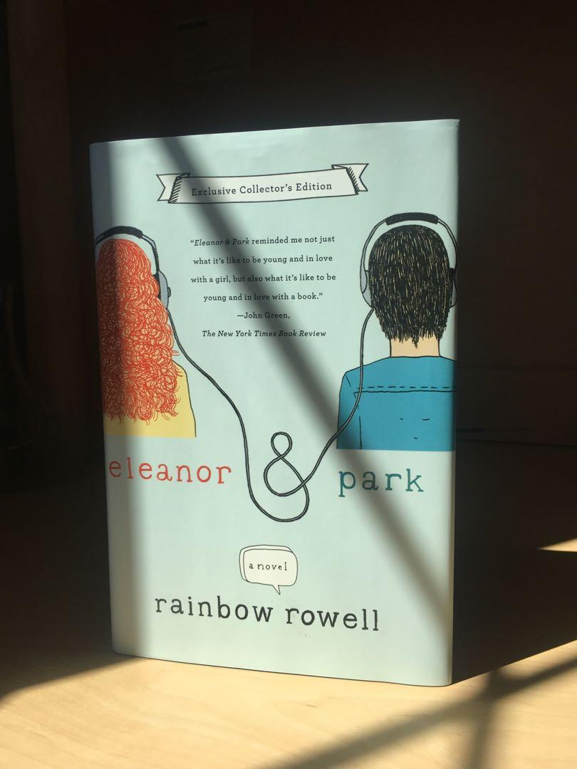 Eleanor & Park, Book by Rainbow Rowell (Hardcover)