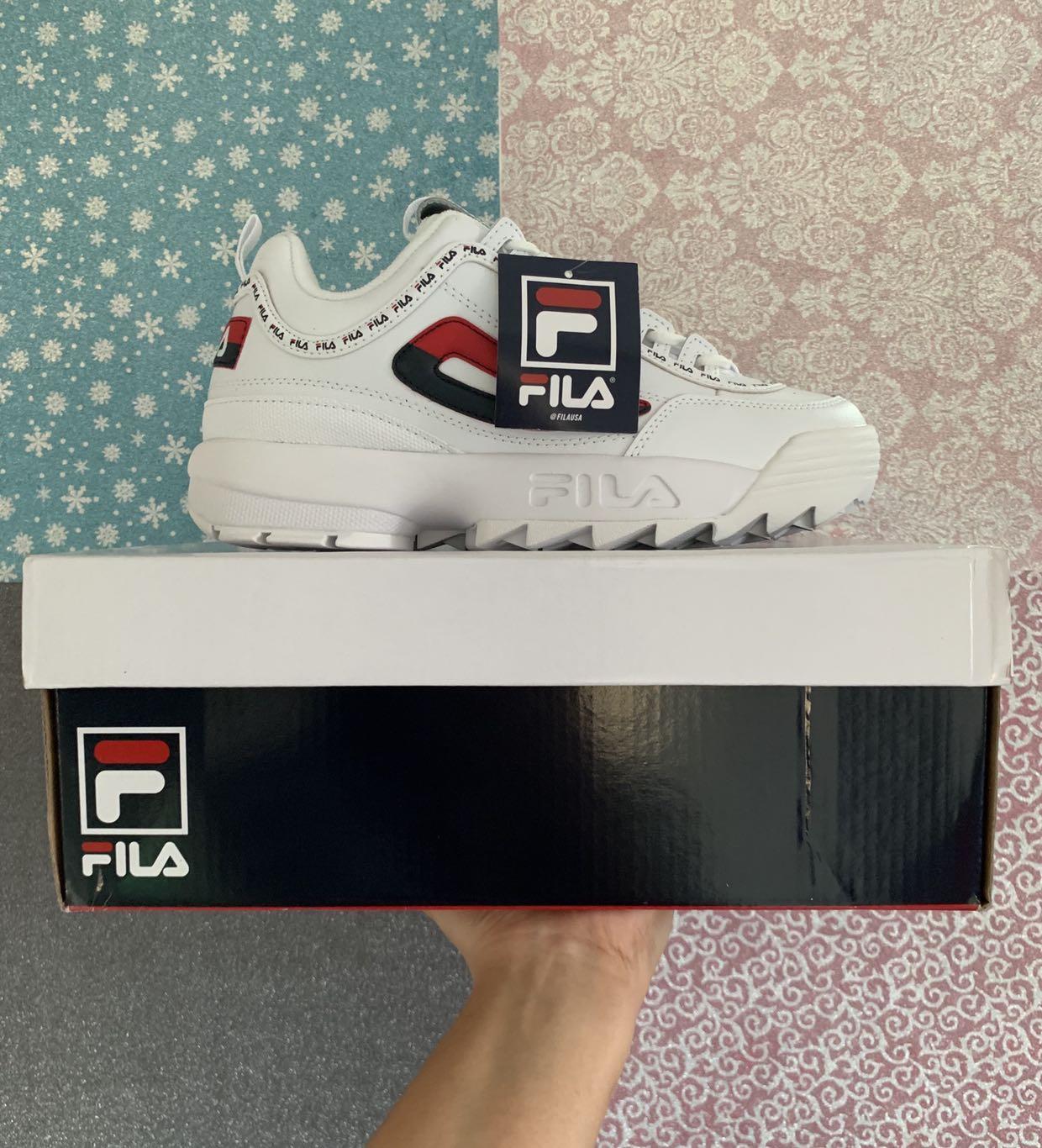 SneakersWomen's Repeat Premium Fila Ii Disruptor Women Fashion FKJcT13l