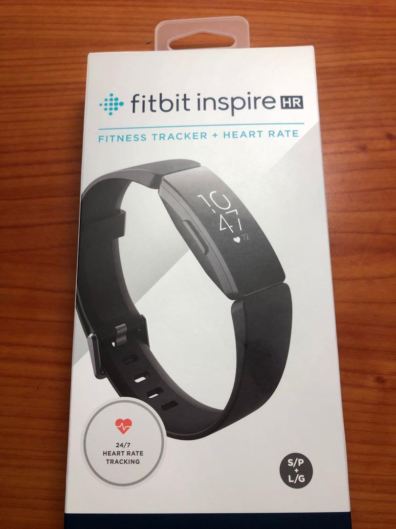 Fitbit Inspire HR, Electronics, Others on Carousell