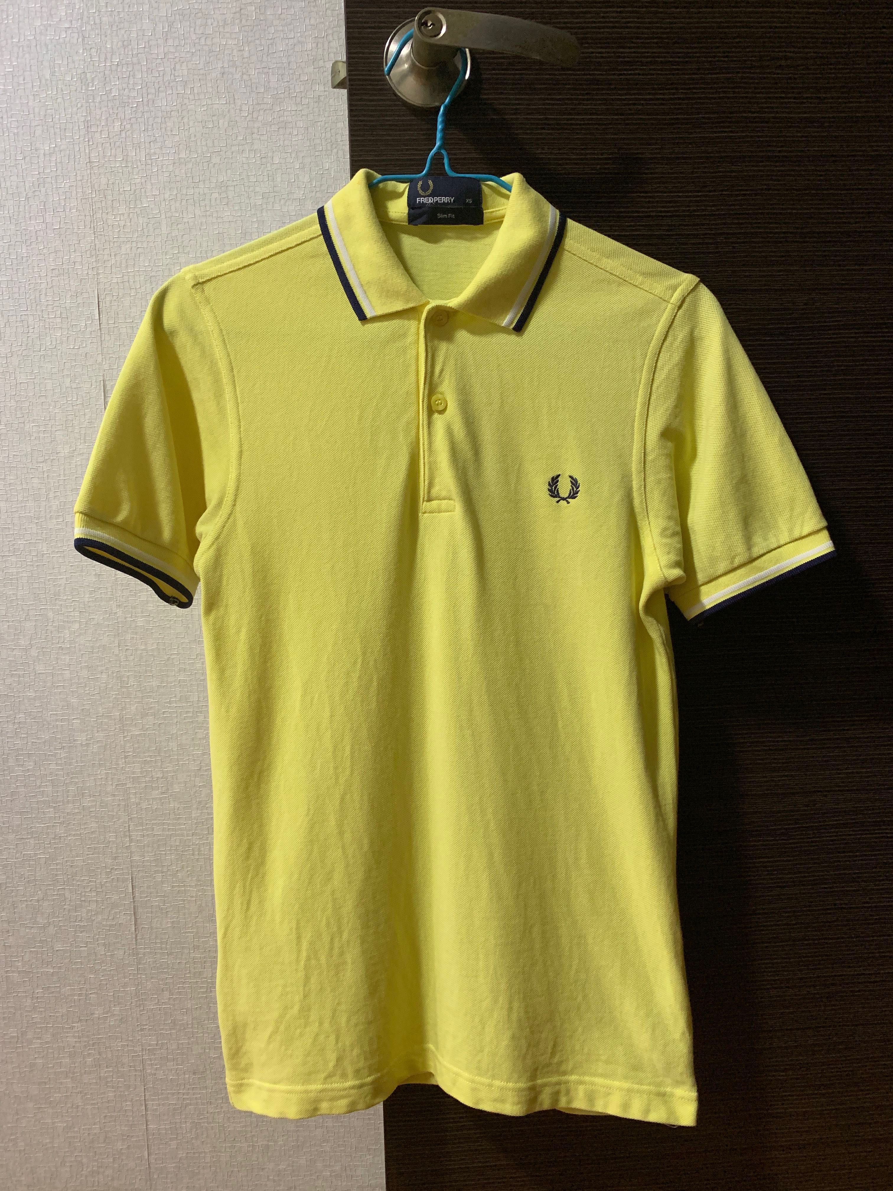 99a0d0b60 Fred Perry Polo Tee, Women's Fashion, Clothes, Tops on Carousell