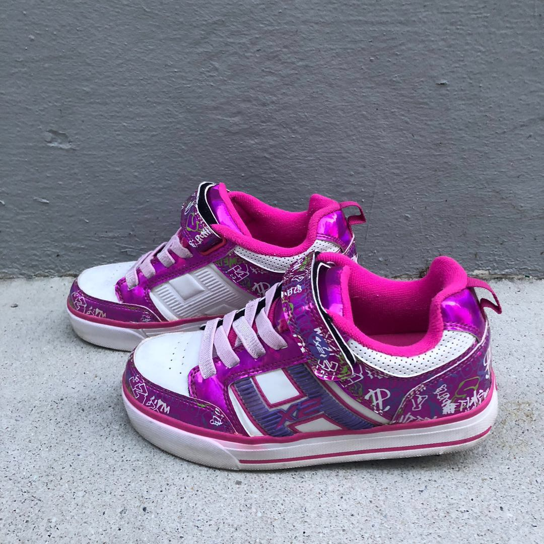 a7760c74bba48 Heelys US 5 UK 3, Women's Fashion, Shoes, Sneakers on Carousell