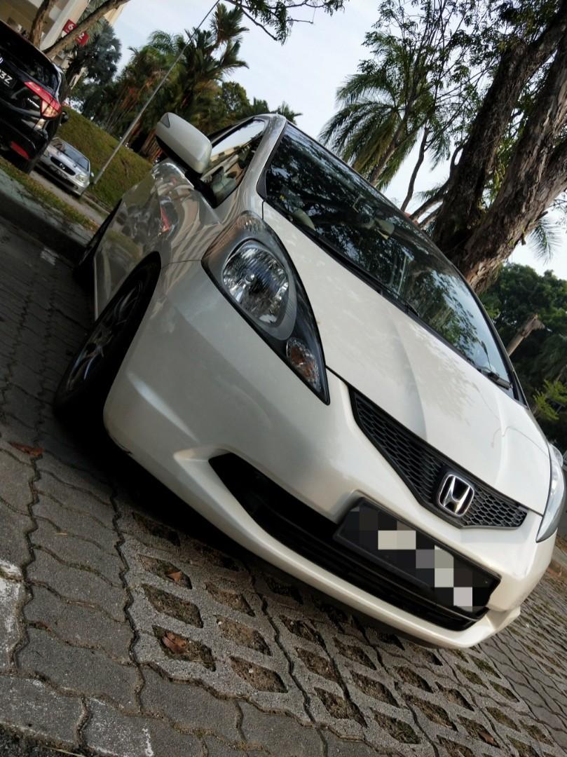 Honda Fit 1.3 GL Auto