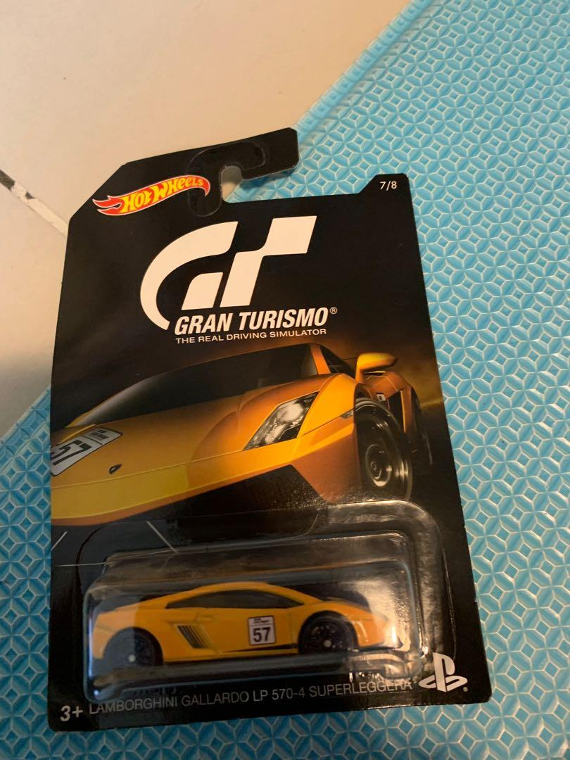 Hot wheels GT x3 全新GT 車仔
