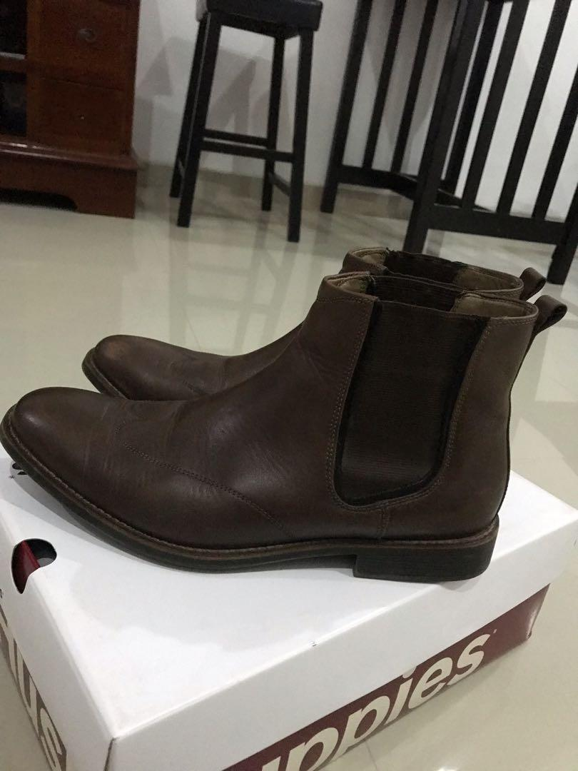hush puppies chelsea