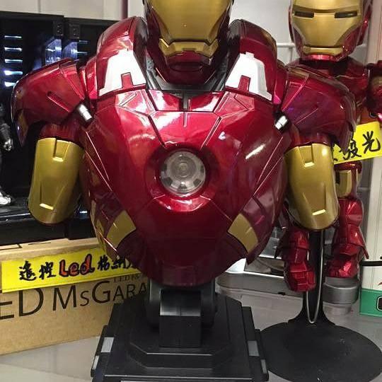 Iron man 4 1:9 Red & Yellow