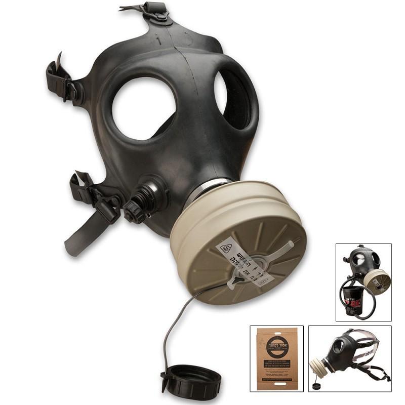 Israeli Civilian Gas Mask