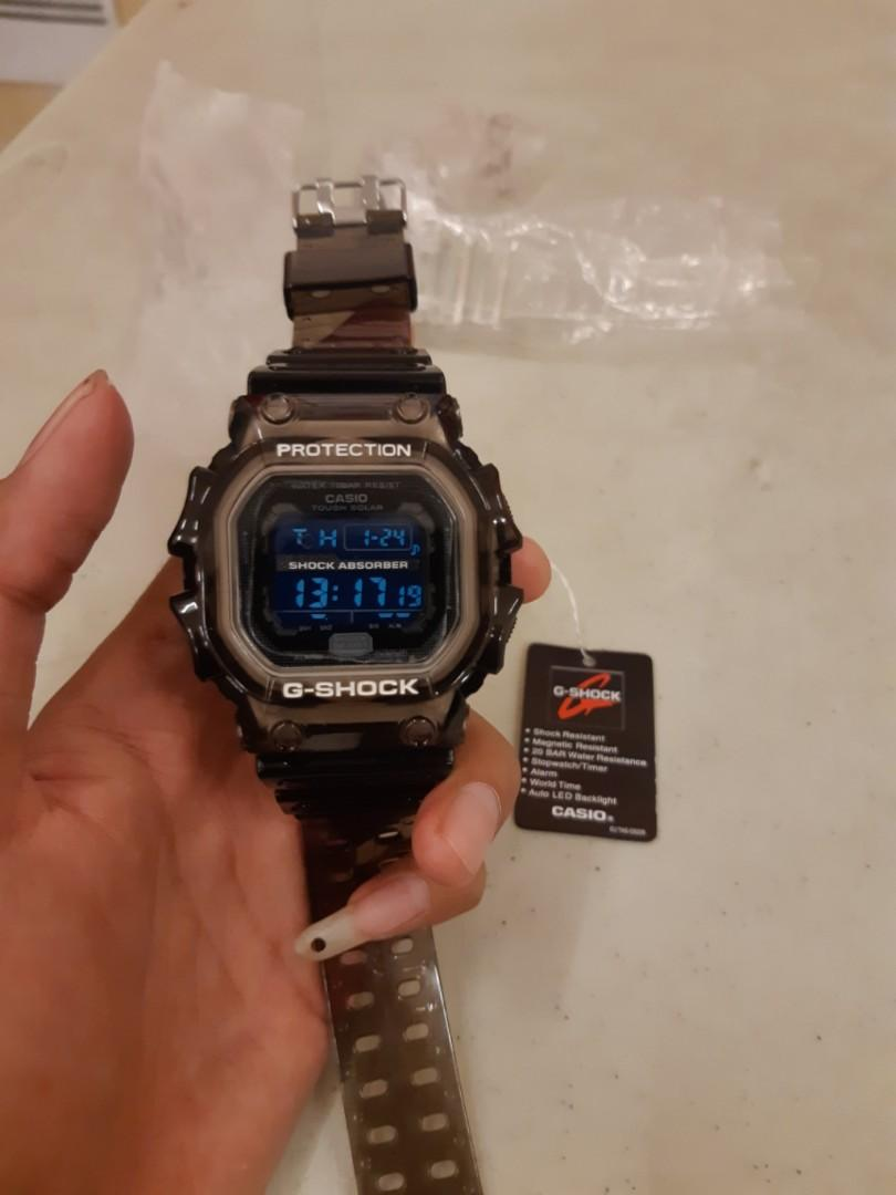 jam g shock GDX kingkong BNIB JELLY special edition