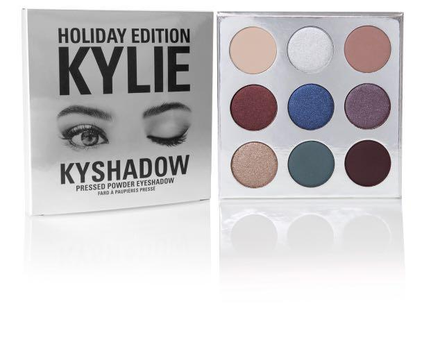 🆕Kylie Cosmetics 2016 Holiday Limited Edition Set💄💋👁