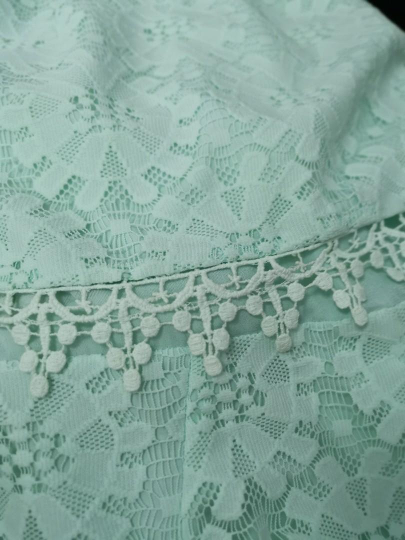 Lace Dress (TOP SHOP)
