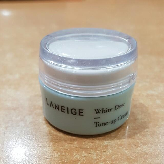 Laneige White Dew Tone Up Cream 20ml