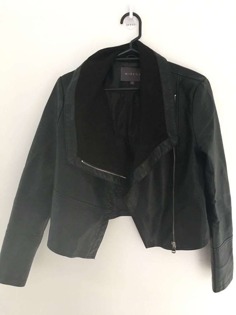 Leather Jacket, good condition