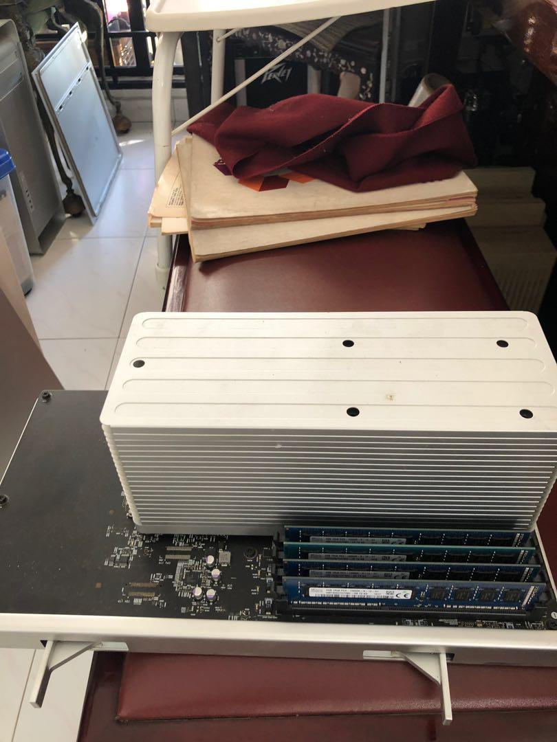 Mac Pro quad core  3.2 processor 2010