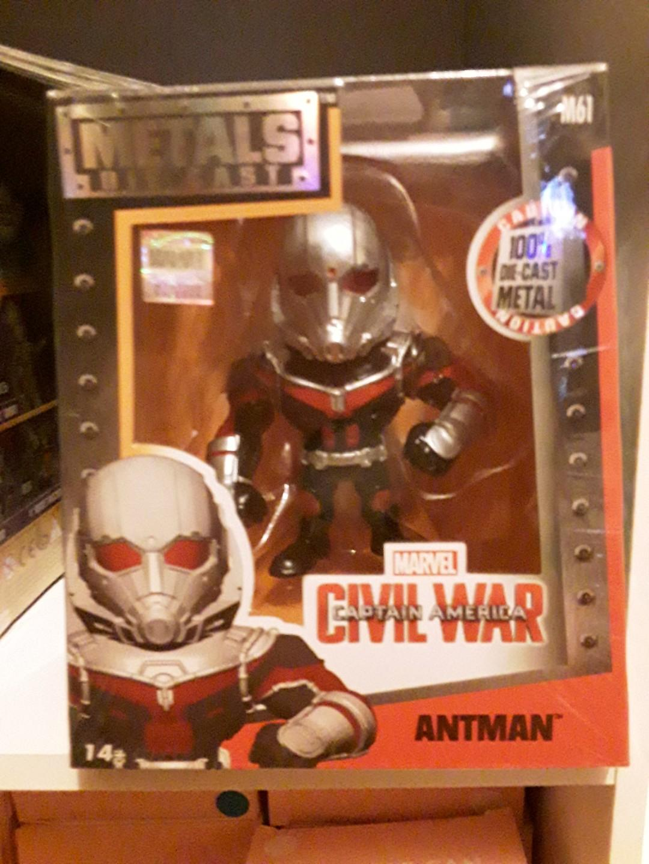 Marvel Toys  spider man, ANT MAN , HULK, GRED