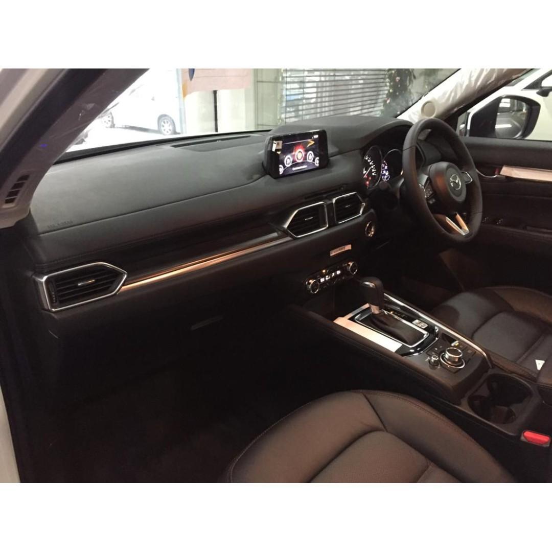 MAZDA CX5 SKYACTIV SUV 2.0/2.5/2.2 GL&GLS ( BIG BIG SALE )
