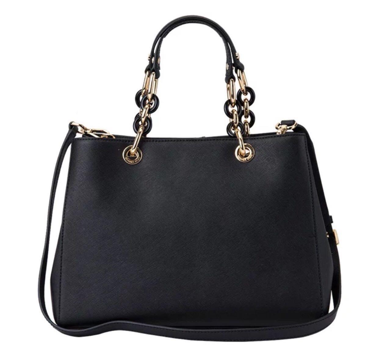 97a59b180b3f Michael Kors Cynthia Bag, Women's Fashion, Bags & Wallets, Handbags on  Carousell