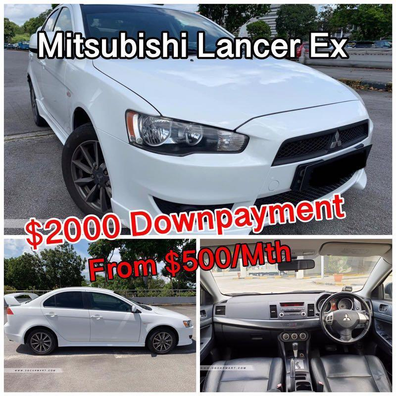 Mitsubishi Lancer Evolution X SST MIVEC Turbo GSR - Premium Package Auto
