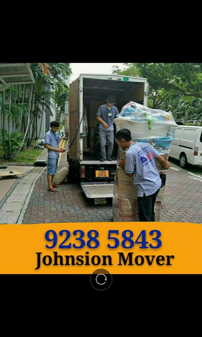 Moving services call 92385843 JohnsionMover