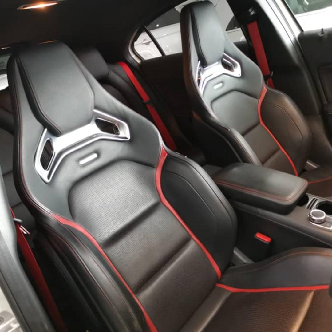New Recond MERCEDES BENZ A45 AMG TURBO EDITION 1 4Matic
