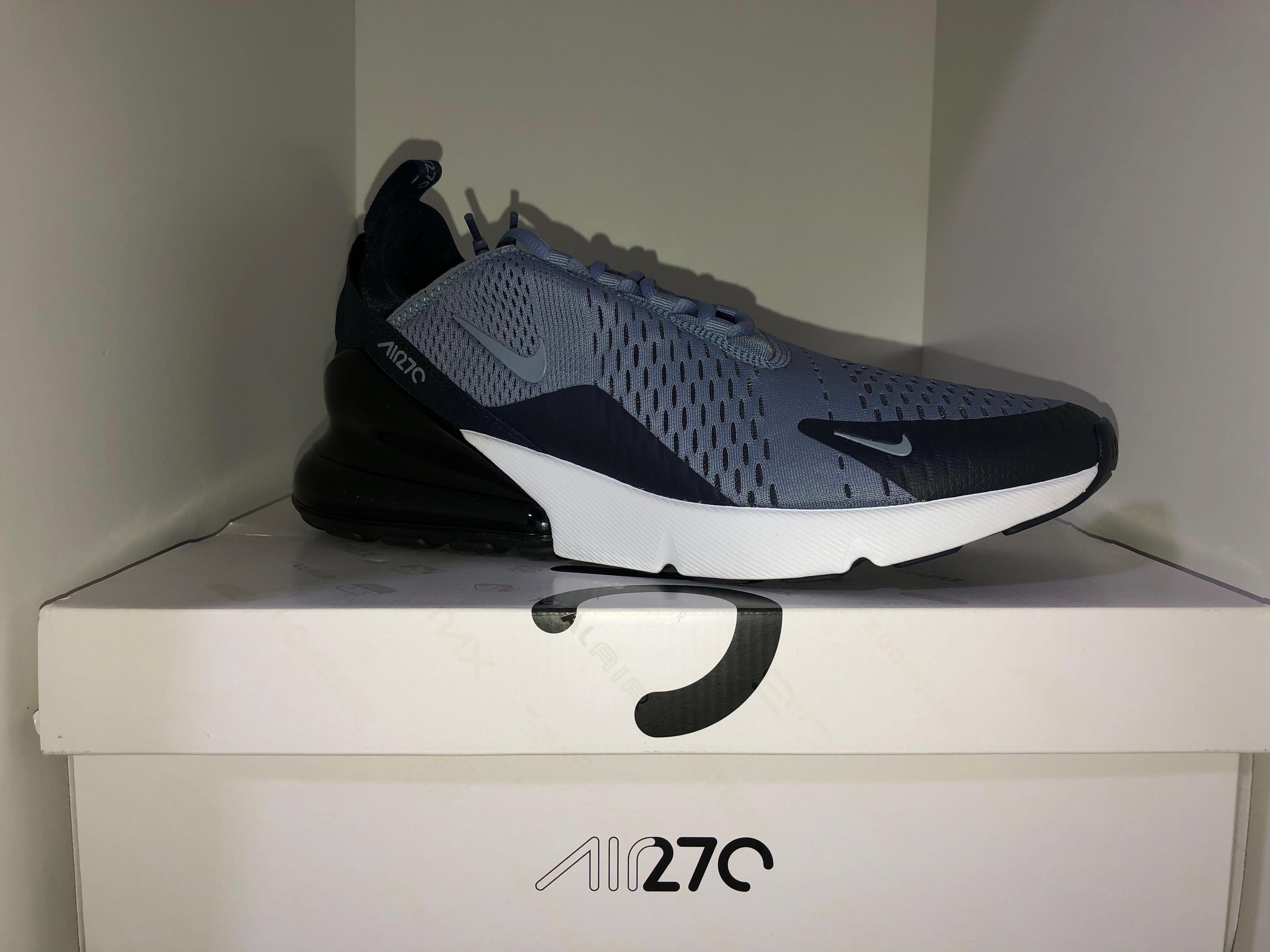 dbee40aa7d Nike Airmax 270, Men's Fashion, Footwear, Sneakers on Carousell