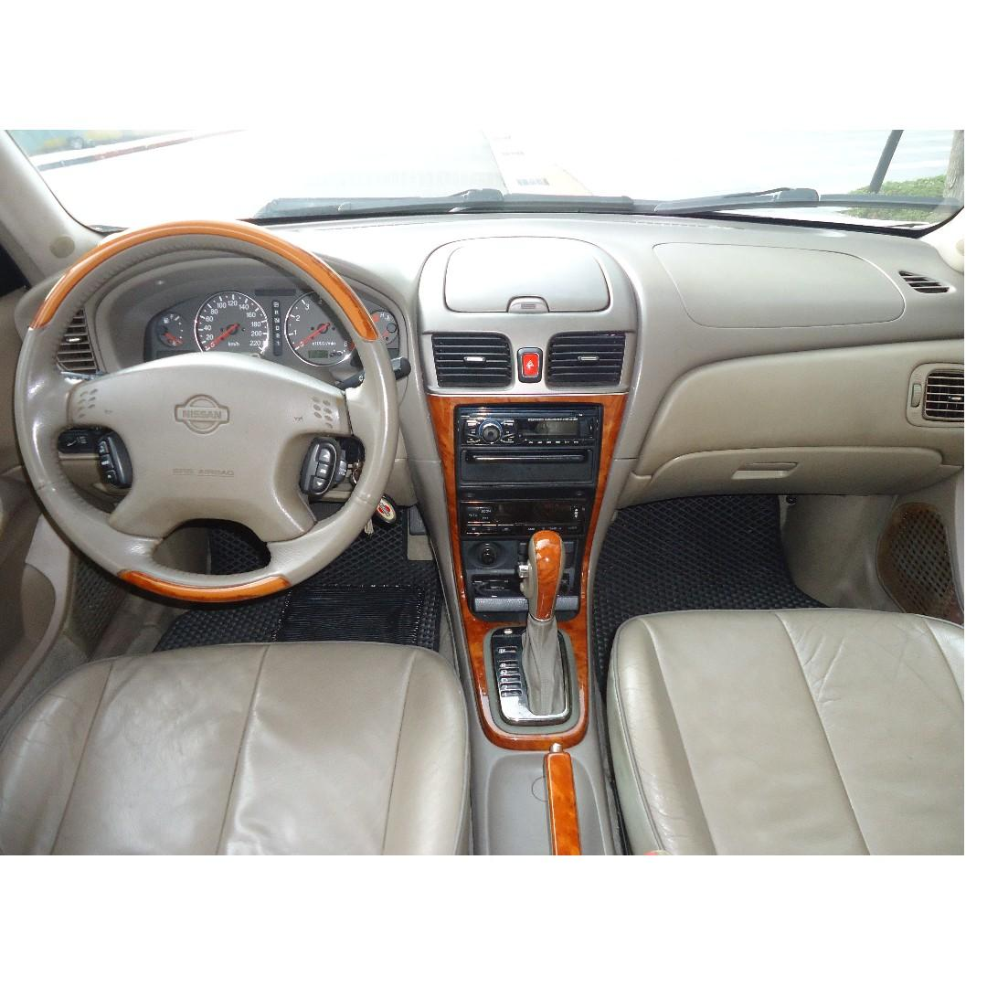 Nissan Sentra 1.6L (extremely low mileage+ no accident or flood soaked)