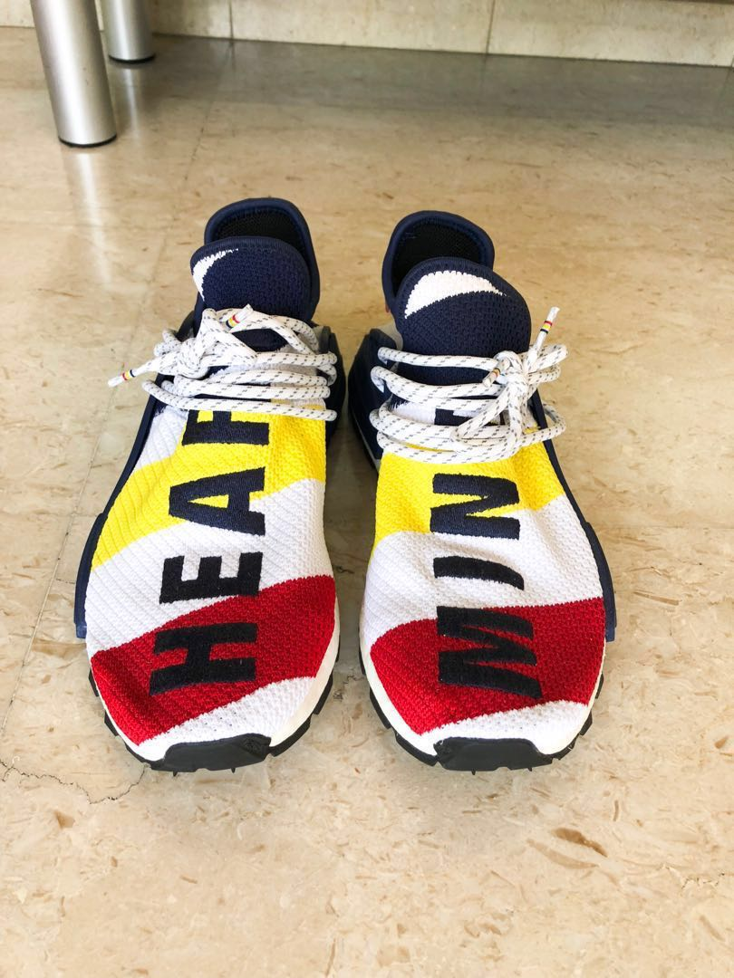 d09b0b0393340 Pharrell Williams BBC HU NMD Sneaker