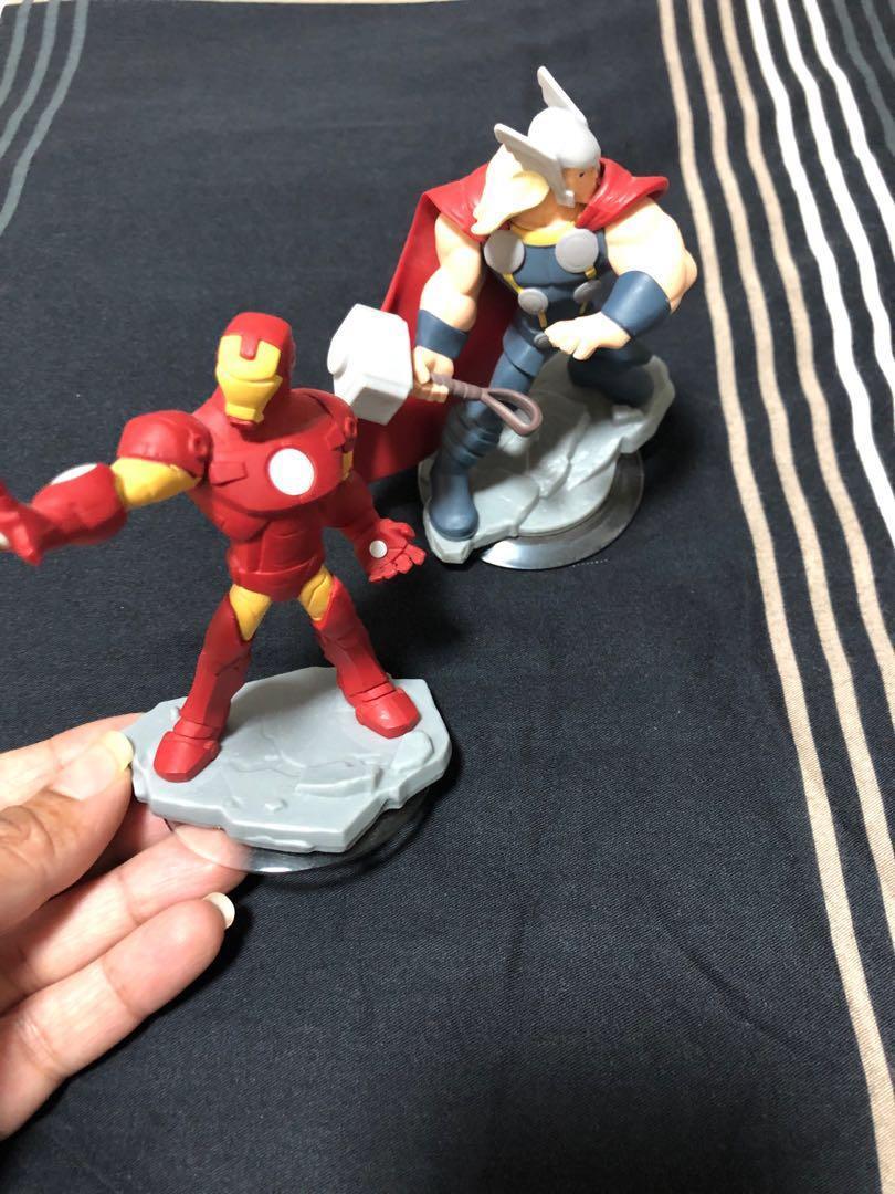 Ps4 infinity Marvel 2.0