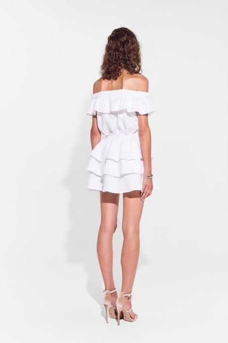 Sir the label stefi white off shoulder dress #SwapAU