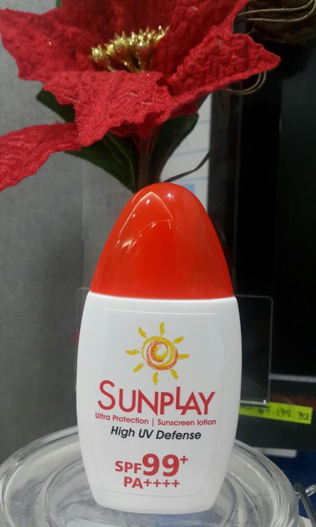 Sunblock SUNPLAY SPF 99+
