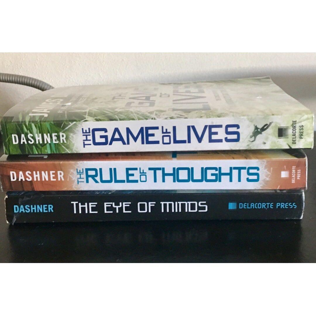 The Mortality Doctrine Complete Trilogy by James Dashner