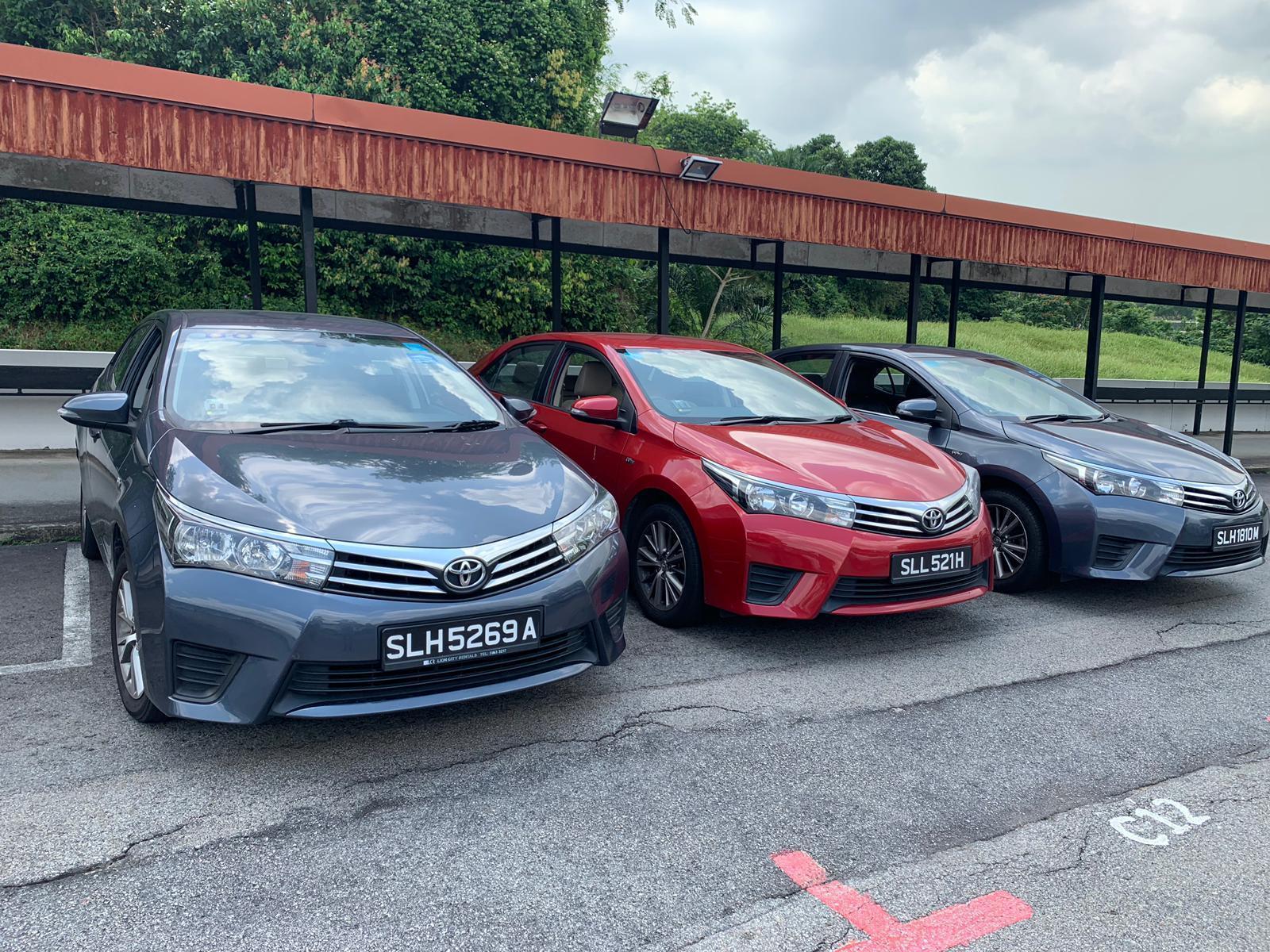 Toyota ALTIS 1.6A