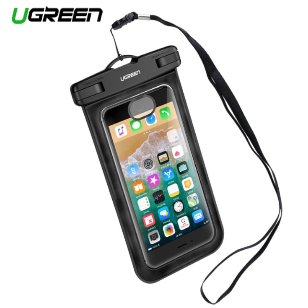 uk availability c95c0 70004 UGREEN Waterproof Phone Pouch Case