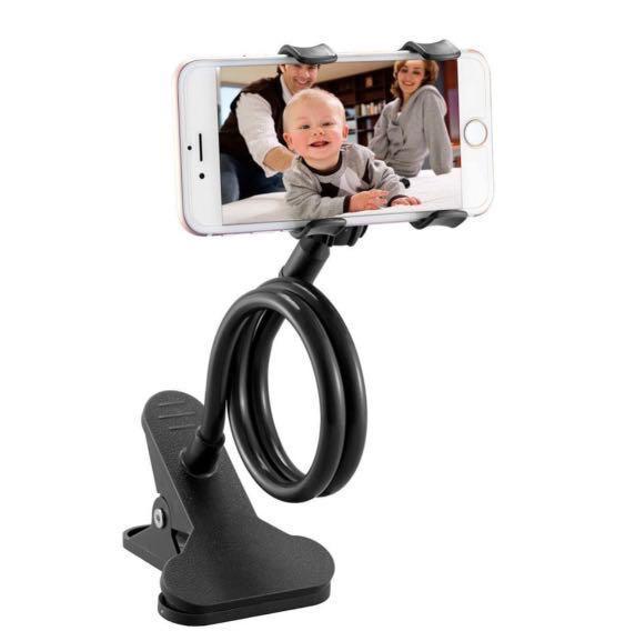 Universal Flexible Cell Phone Holder