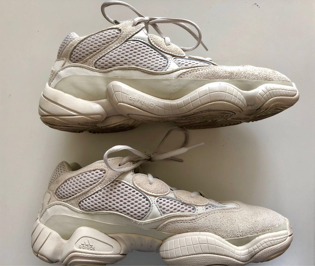 a91c42f73ce11 WTS  100% Authentic !! Adidas Yeezy 500 Blush