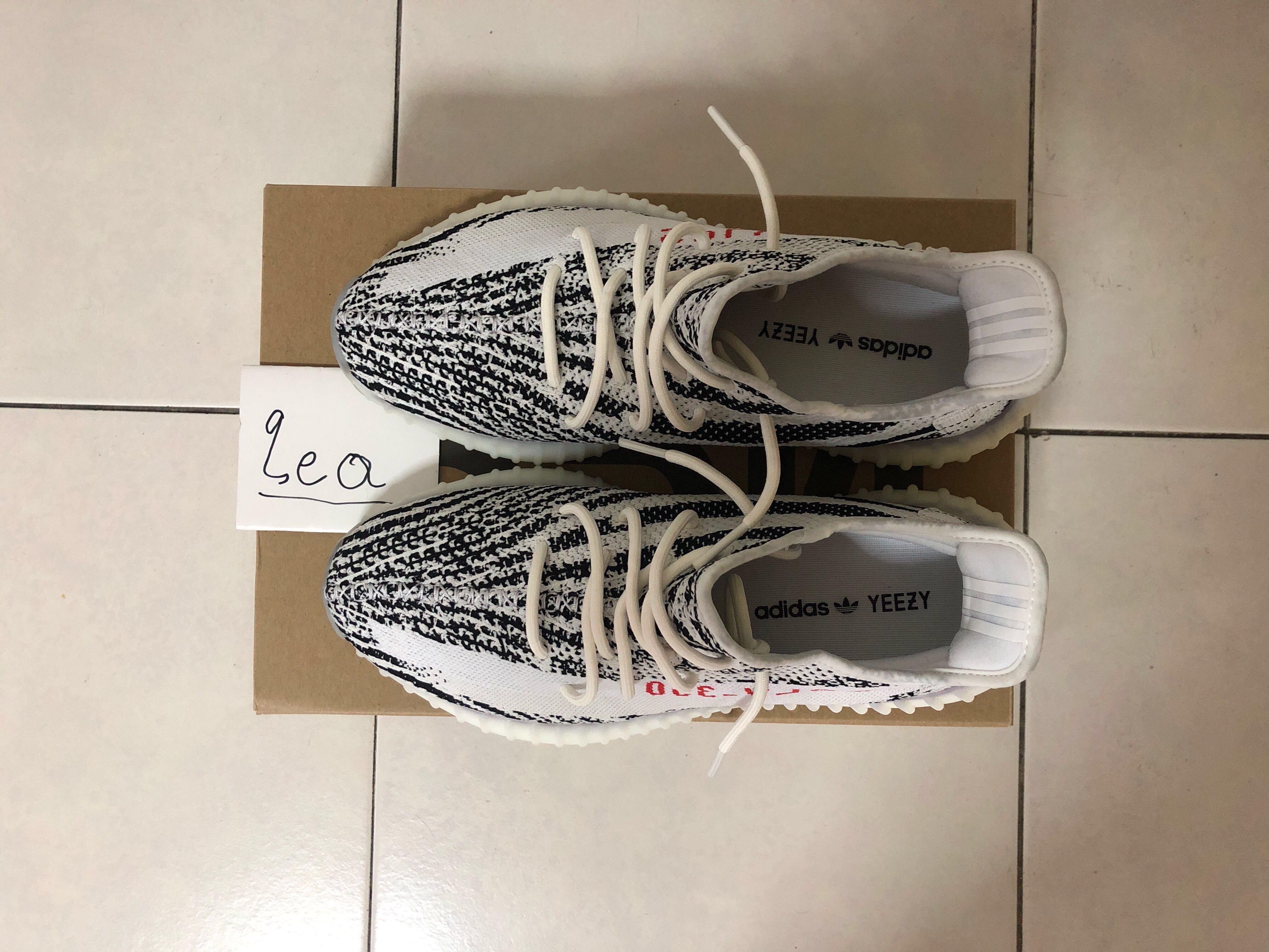 867aa6de5 Yeezy Boost 350 V2 Zebra