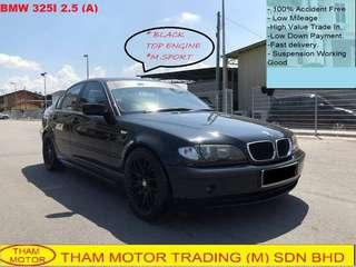 BMW 325I E46 2.5 (A) FULL SPEC FULL