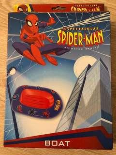 Spider-Man boat 🚣♀️ 水泡艇