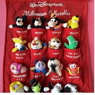 全新正版 麥當勞 迪士尼世界千禧珍藏 SET OF 28
