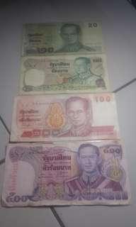🚚 泰國錢幣 喜歡洽談