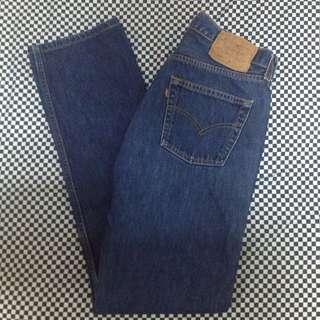 🚚 Levis 501 牛仔褲 29w