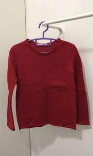 Knitted top (3PCS RM50)