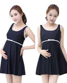 🚚 Maternity / Pregnancy / Pregnant Swimming Costume (Swim Wear)