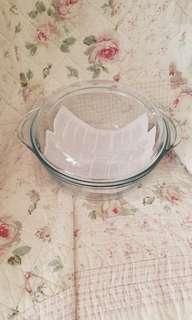 移民清櫃 全新Master Chef 圓形 玻璃鍋