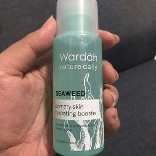 WARDAH Primary Skin Hydrating Booster 100ml (belum dipakai samsek)